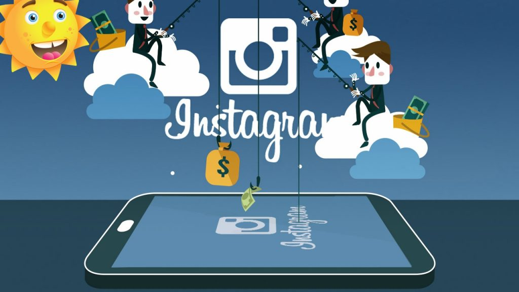 jak zarabiać na instagramie?